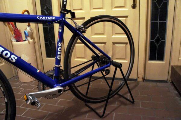 ロードバイクを室内保管!自転車スタンド⑥カンターレGIOS30BLT