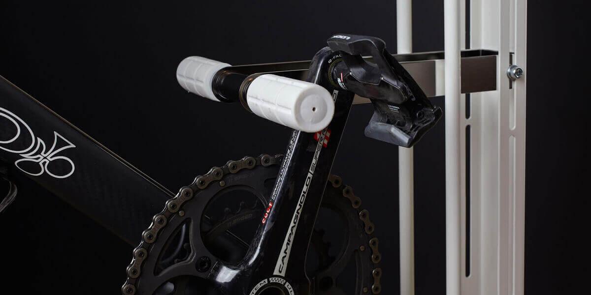 縦置き自転車スタンドCS103