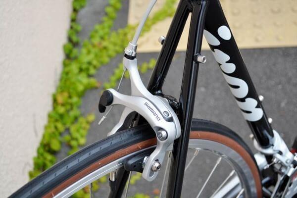 ロードバイク・自転車スタンドのサイクルロッカーのBLOG | crossbike_ブレーキ1