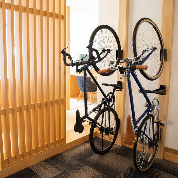 リゾートホテル「休暇村 気仙沼大島」にクランクストッパーウォール