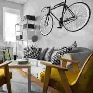 自転車スタンドのある部屋特集