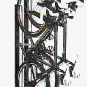 ロードバイク/クロスバイク2台でのスタンド利用方法