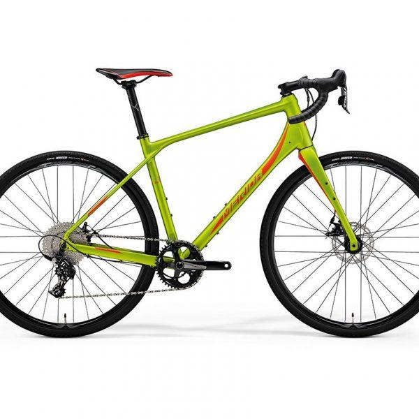 イマドキの「グラベルバイク」 Melida Silex 300