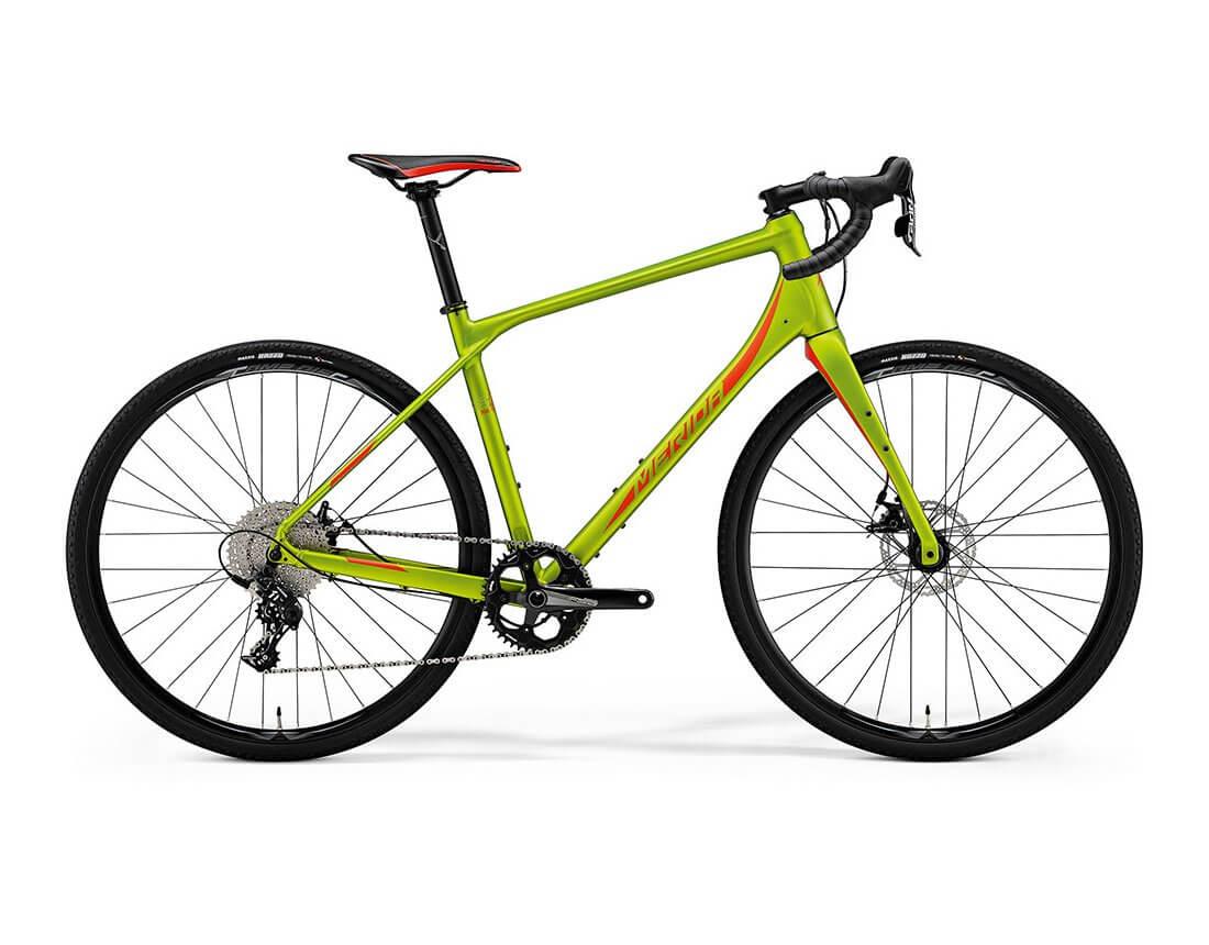 今どきのグラベルバイクMelida Silex 300